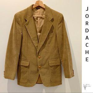 Vintage 80s Jordache Corduroy Jacket
